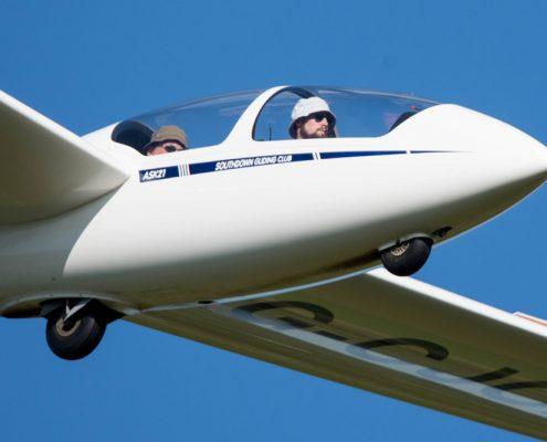 Southdown Gliding Club - Buy a trial flight