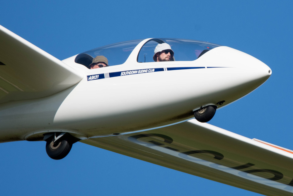 Southdown Gliding Club - Buy a trial flight