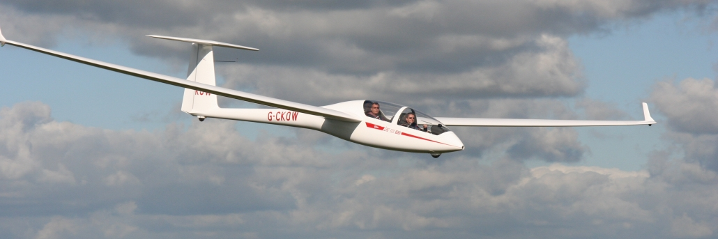Southdown Gliding Club, West Sussex – Gliding on The South